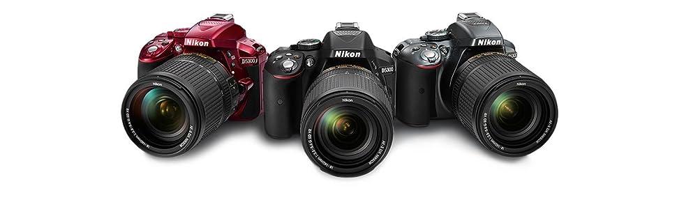 Nikon Digital SLR Camera D5300 24.2MP