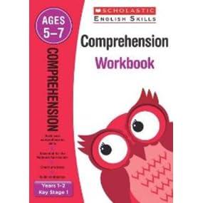 comprehension workbook years 12 scholastic english skills