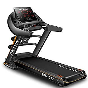 Skyland EM-1277 Automatic Foldable Treadmill with Massager