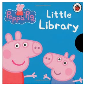 Peppa Pig: Little Library by Ladybird