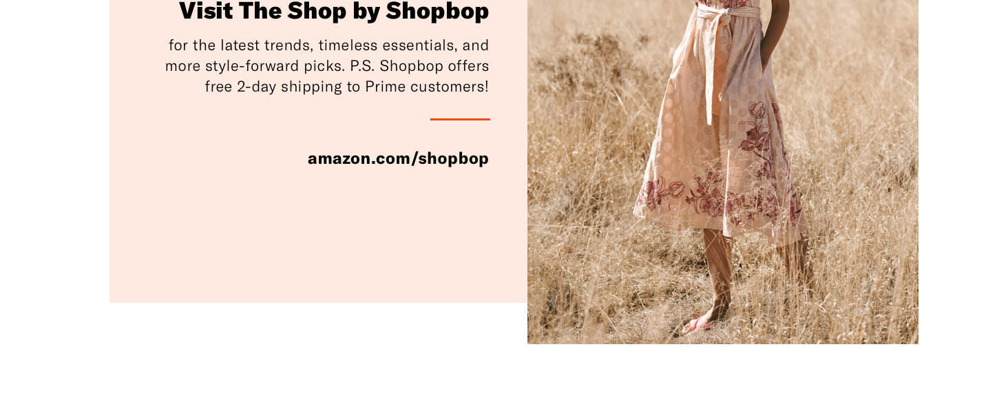 The Shop by Shopbop