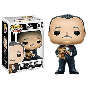Funko - POP! Vinilo Colección El padrino - Figura Vito Corleone ...