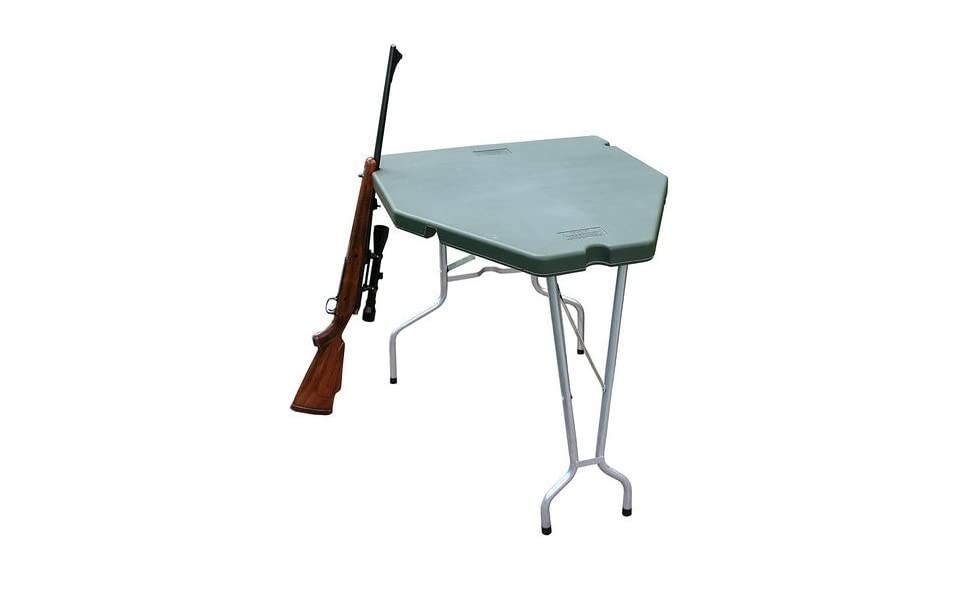 Details about  /PST-11 Predator Shooting Table Bench Rest Maintenance Cleaning Backyard Shooter