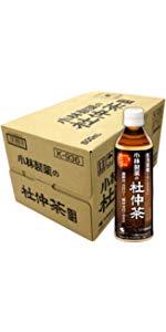 小林製薬の杜仲茶 (ペットボトル)