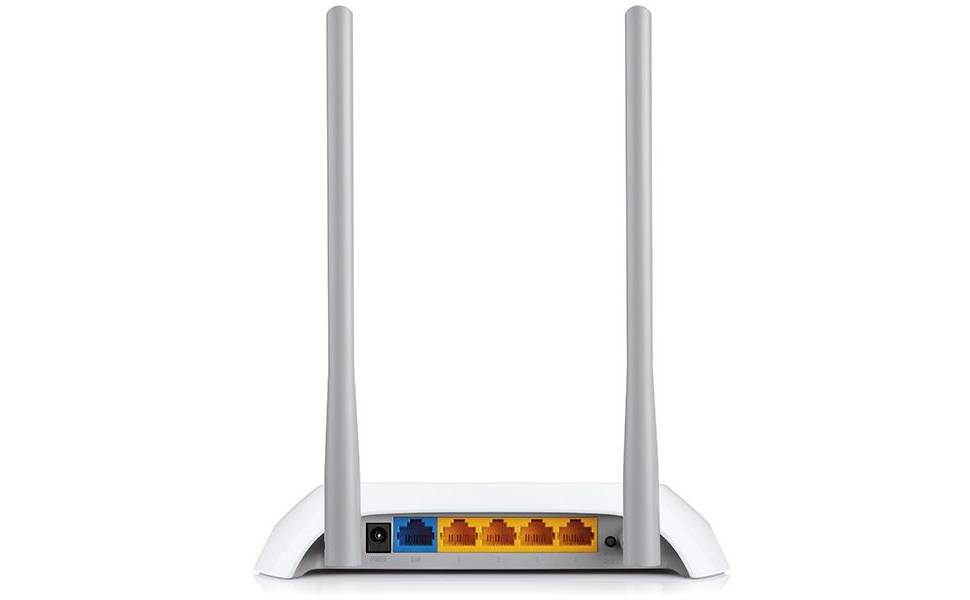 TP-Link TL-WR840N 300 Mbps Wireless N Router