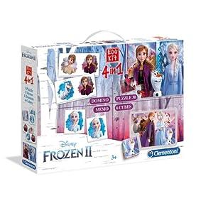 Clementoni - Edukit 4 En 1 Frozen 2 (18059): Amazon.es: Juguetes y ...
