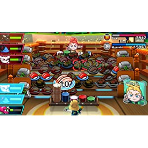 Sushi Striker: The Way Of Sushido + Palillos Sushi (Nintendo Switch): Amazon.es: Videojuegos