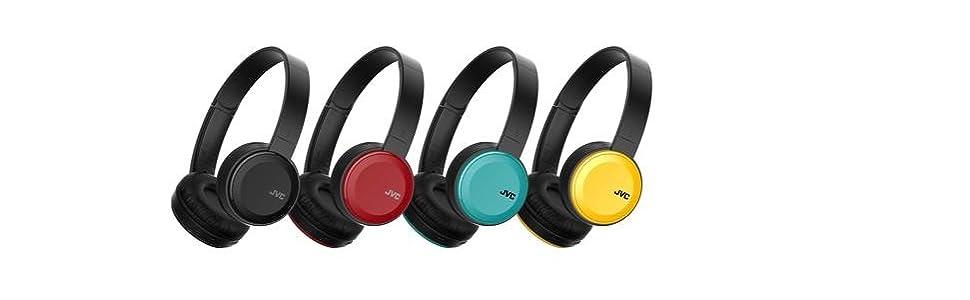 JVC HA-S30BT. Auriculares inalámbricos ...