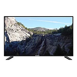 sit back and relax with your new sylvania led tv featuring a sturdy build with excellent picture and sound quality this tv will do everything you - 50in Tv