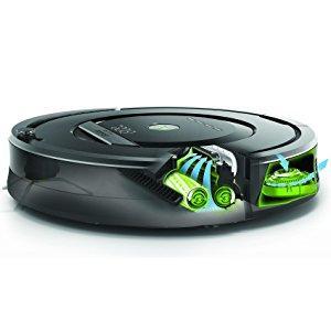 iRobot Roomba 876 aspiradora robotizada Sin bolsa Negro - Aspiradoras robotizadas (Sin bolsa, Negro, Alrededor, 58 dB, 3 h, 240 V): Amazon.es: Hogar