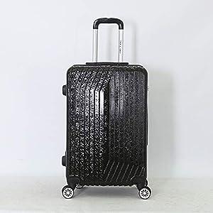 Take off luggage - 162741 Hard trolley 6 pcs set with 4 wheel