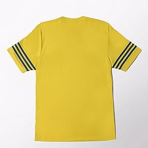 adidas Entrada 14 JSY, Camiseta para hombre: Amazon.es: Ropa y accesorios
