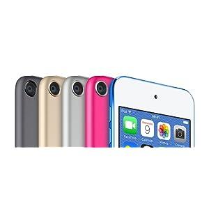 iPod touchは、写真もビデオも進化したカメラで美しく撮影。