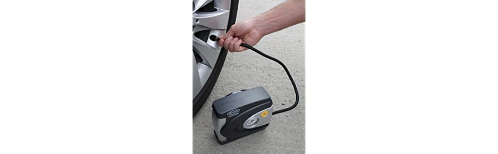 Ring Automotive RAC610 Compresor Análogo, 12V: Amazon.es: Deportes ...