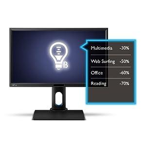 """BenQ BL2420PT - Monitor para Diseñadores de 23.8"""" (2K QHD"""