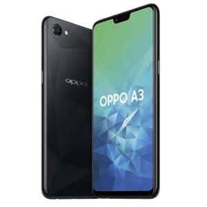 Oppo A3 - Smartphone 4GB RAM, 128 GB, Dual Sim, Diamond Black ...