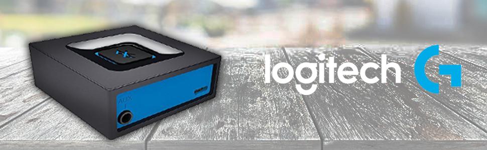 Logitech USB Bluetooth Audio Receiver NEW