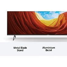 Sony Smart TV Android Full Array LED 4K Ultra HD High Dynamic Range X90H Series - KD-55X9000H