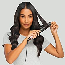 Remington S6606 Curl & Straight Confidence - Plancha de Pelo ...