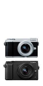 Panasonic ミラーレス一眼カメラ ルミックス GX7MK3 標準ズームレンズキット ブラック DC-GX7MK3K-K