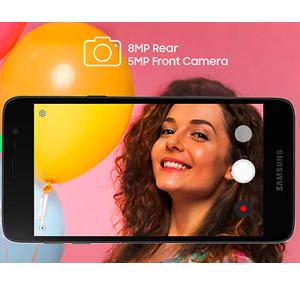 Samsung Galaxy J2 Core Dual Sim - 8GB, 1GB RAM, 4G LTE, Lavender Violet