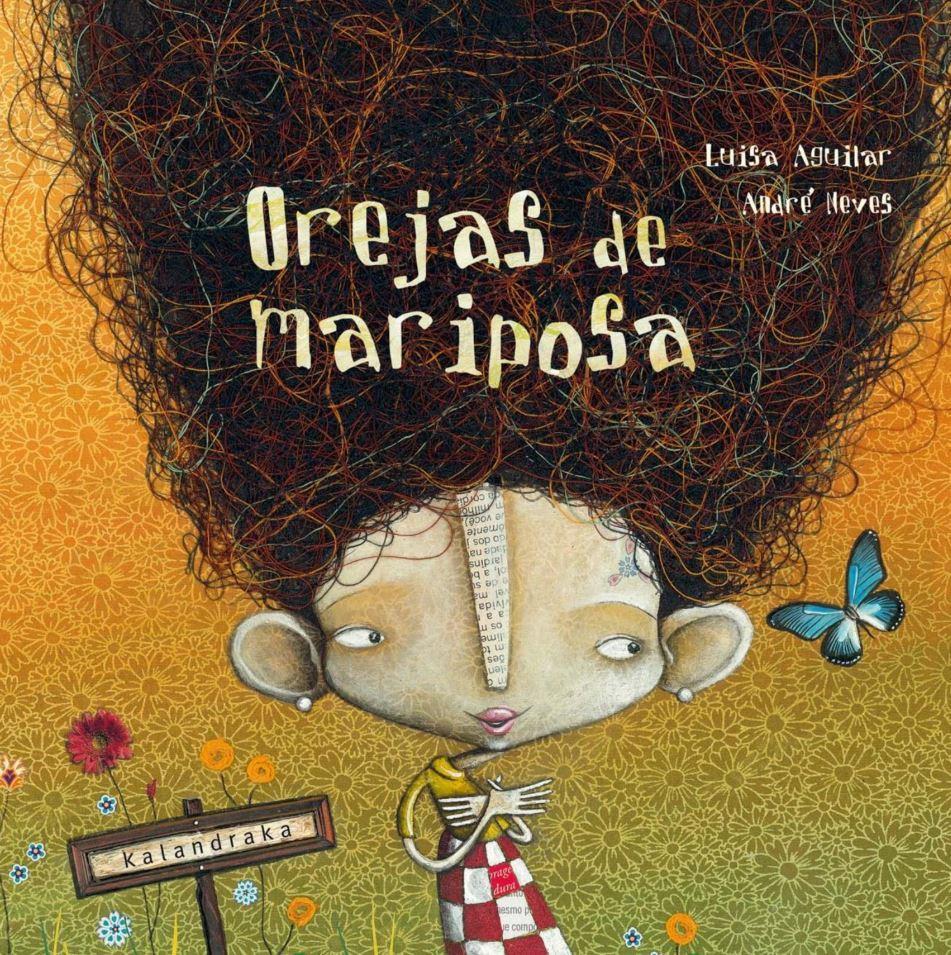 Orejas de mariposa (libros para soñar): Amazon.es: Luisa