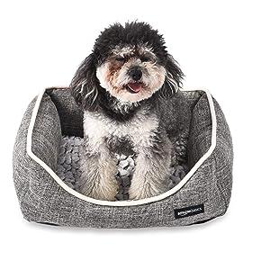 AmazonBasics Cuddler Pet Bed