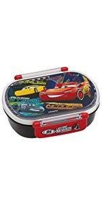 スケーター ランチボックス 360ml 弁当箱 カーズ3 クロスロード ディズニー ピクサー QA2BA