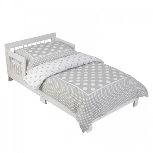 KidKraft 76247 Cama infantil con diseño clásico con marco de madera, muebles para dormitorio de niños