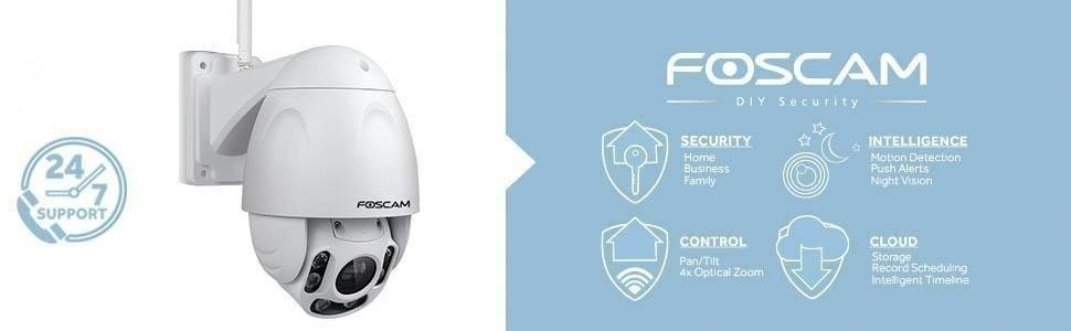 Foscam FI9928P Header