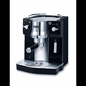 Delonghi Pump Espresso Machine 1450 Watts, Black [EC820.B]
