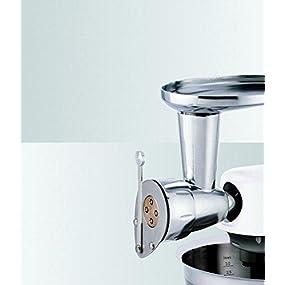Kenwood kax910me accessorio torchio per impastatrice planetaria per la pasta casa e - Impastatrice per pasta fatta in casa ...