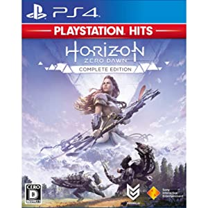 PS4ソフト『Horizon Zero Dawn Complete Edition PlayStation Hits 』パッケージ版
