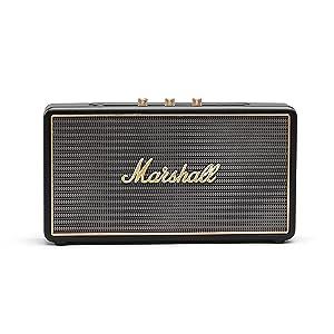Marshall Stockwell - Altavoz portátil (Bluetooth, USB, 27W), color negro