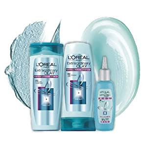 L'oreal hair styling clay