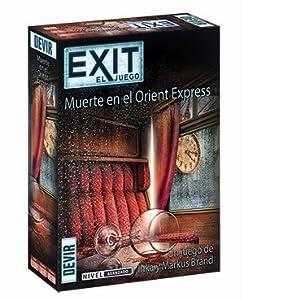 Devir - Exit: Muerte en el Orient Express, Ed. Español (BGEXIT8 ...