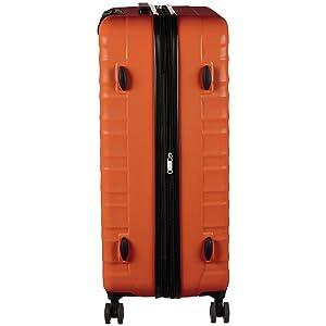Amazon.com: AmazonBasics juego de valijas rígidas con ...