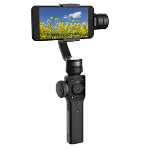 Zhiyun Smooth 4 Mobile Gimbal Stabilizer For Smartphones- Black