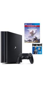 【プライムデー販売】PlayStation4 Proフォートナイト ネオヴァーサバンドル+HorizonZeroDawn CompleteEdition セット