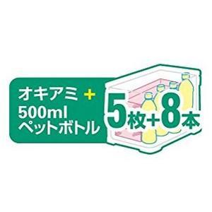 オキアミ+500ml(5枚+約8本)