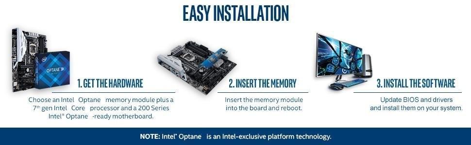 Intel Optane 16GB PCIe M 2 Memory Module (MEMPEK1W016GAXT)