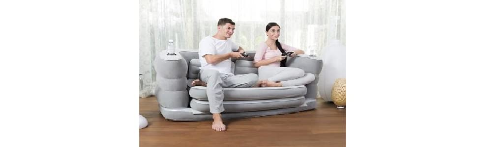 Sofá Cama Hinchable Bestway Multi Max II Air Couch