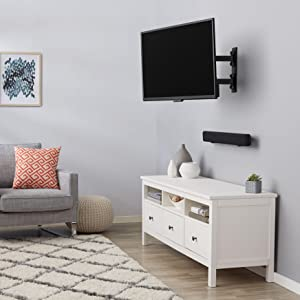 AmazonBasics Articulating TV Wall Mount