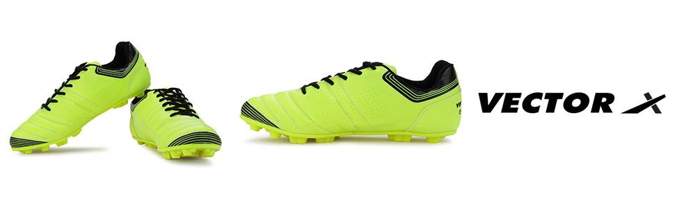 3e16a49ff2c1 Vector X Chaser-II Football Shoes: Amazon.in: Sports, Fitness & Outdoors