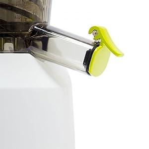 Cecotec Cecojuicer Compact Licuadora de Prensado en Frío, 45 rpm ...
