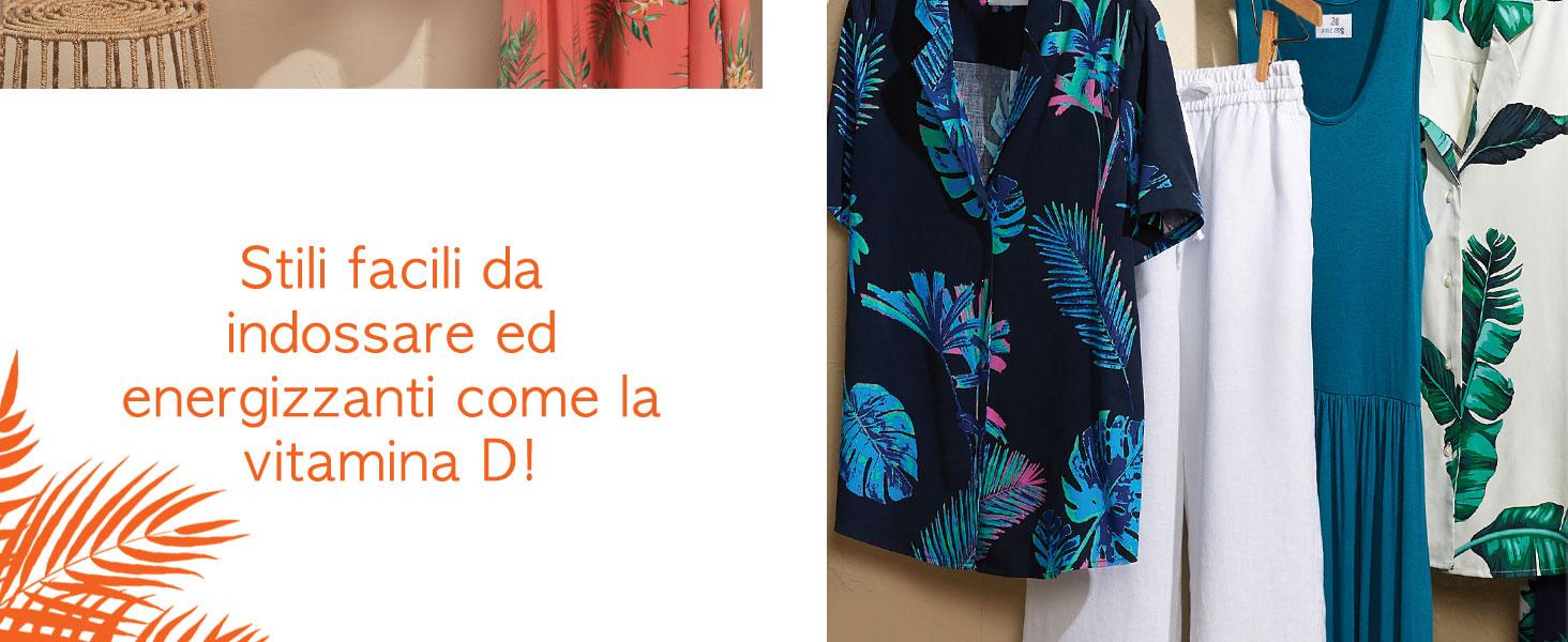 Tropical Hawaiian Print Off Shoulder Maxi Dress Marchio 28 Palms dresses Donna