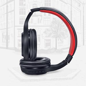 6b6d1ba5431 Buy iBall Musi Sway BT01 Bluetooth Headset with Built in Mic Online ...