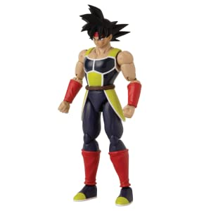 BANDAI Dragon Ball Super Dragon stars SUPER SAIYAN BARDOCK FIGURE SERIES 18