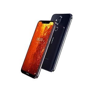 nokia, nokia mobile, nokia 8.1, nokia smartphone