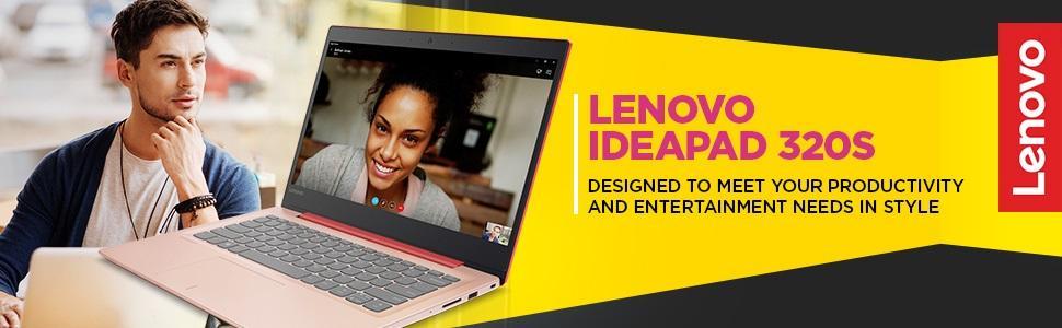 Lenovo IdeaPad 320S-14IKB 80X400DEIN 14-inch Laptop (7th Gen Core  i5-7200U/4GB/1TB/Win10/Integrated Graphics), Snow White (Pre-Installed MS  Office)